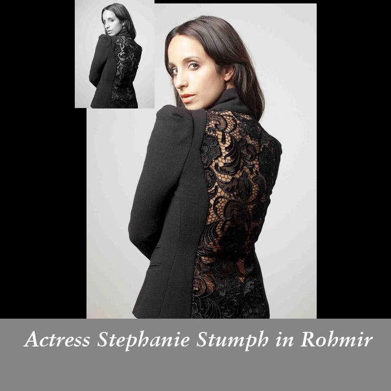 Actress-Stephanie-Stumph-in-Rohmir