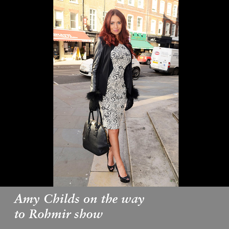 Amy-Childs-on-the-way-to-Rohmir-show