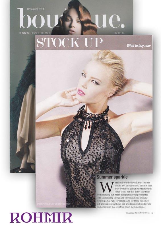 Boutique Magazine