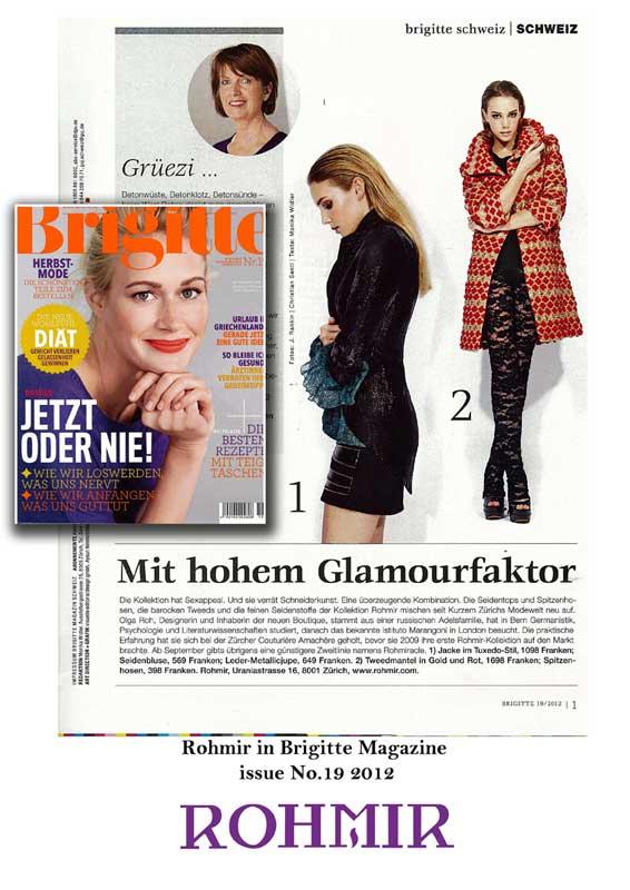 Brigitte-Magazine