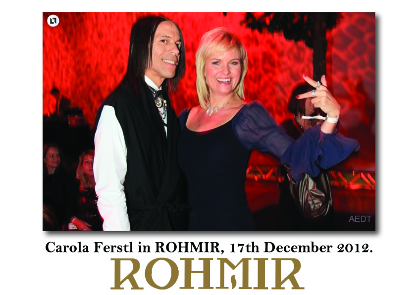 Carola Ferstl 3 in ROHMIR