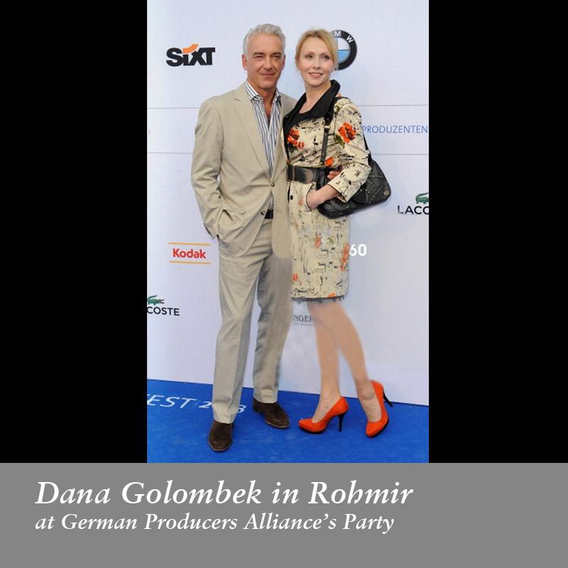 Dana-Golombek-in-Rohmir-at-German-Producers-Alliances-Party