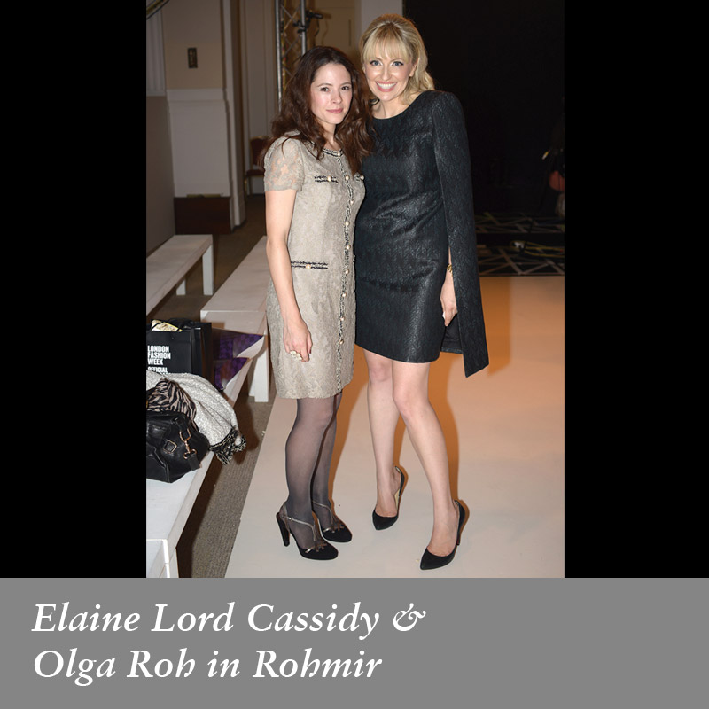 Elaine-Lord-Cassidy-in-Rohmir-&-Olga-Roh-in-Rohmir-SS14-Fashion-Show,-September-2013