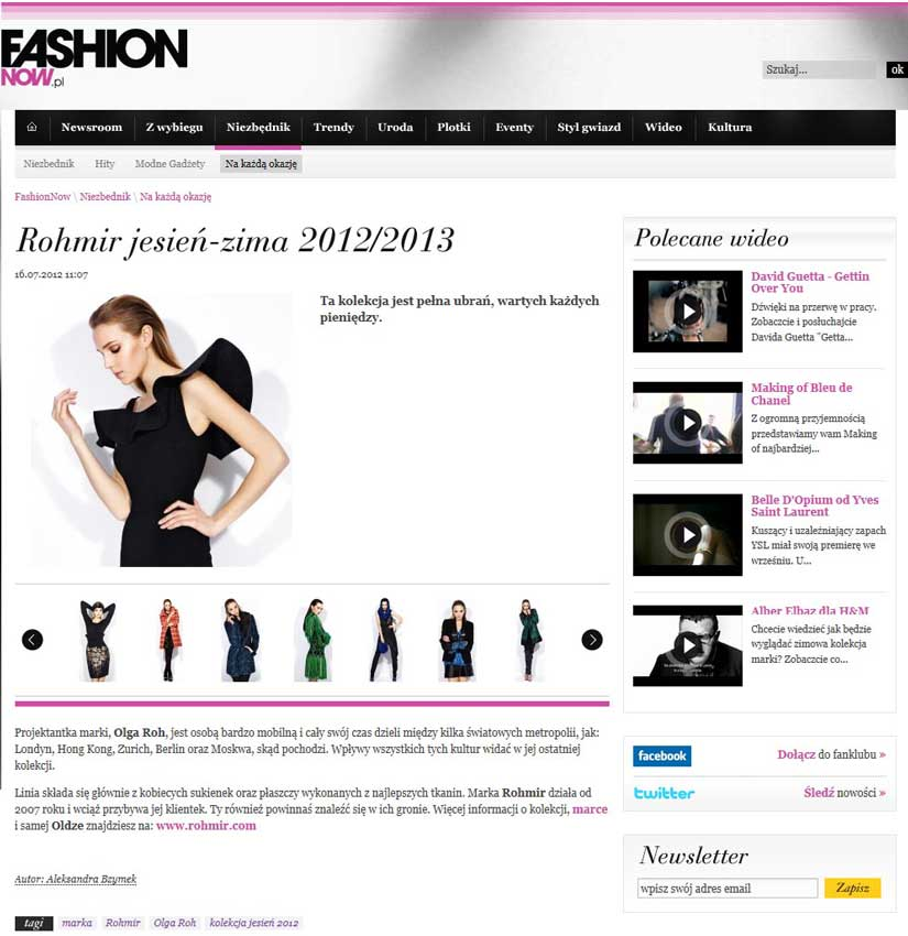 FashionNow.pl