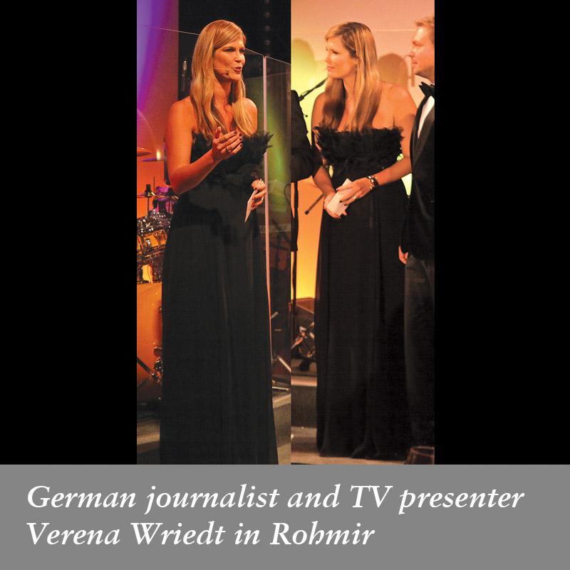 German-journalist-and-TV-presenter-Verena-Wriedt-in-Rohmir,-November-2013