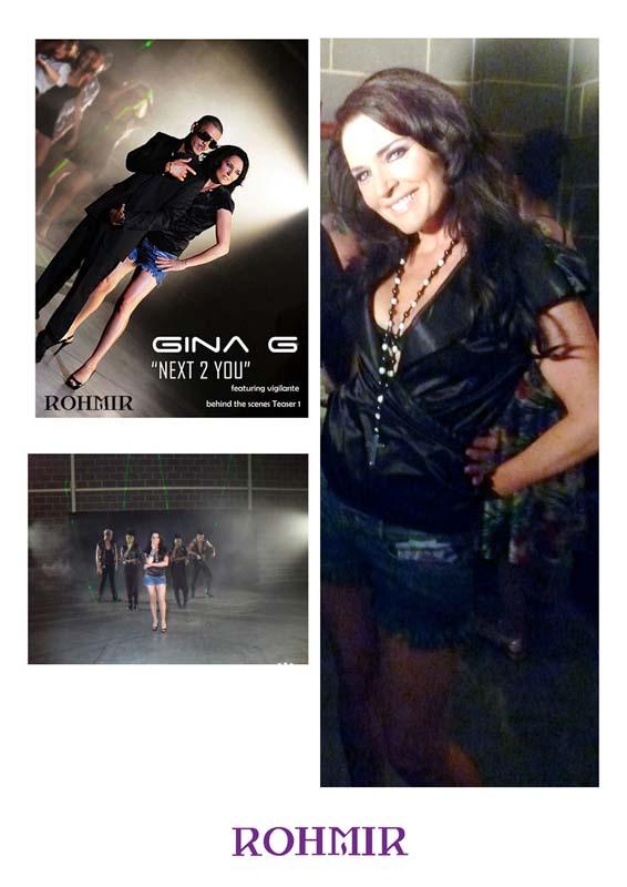 Gina G in Rohmir