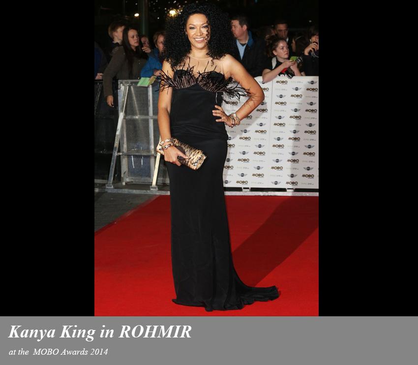 Kanya-King-in-ROHMIR-at-the-MOBO-awards-2014