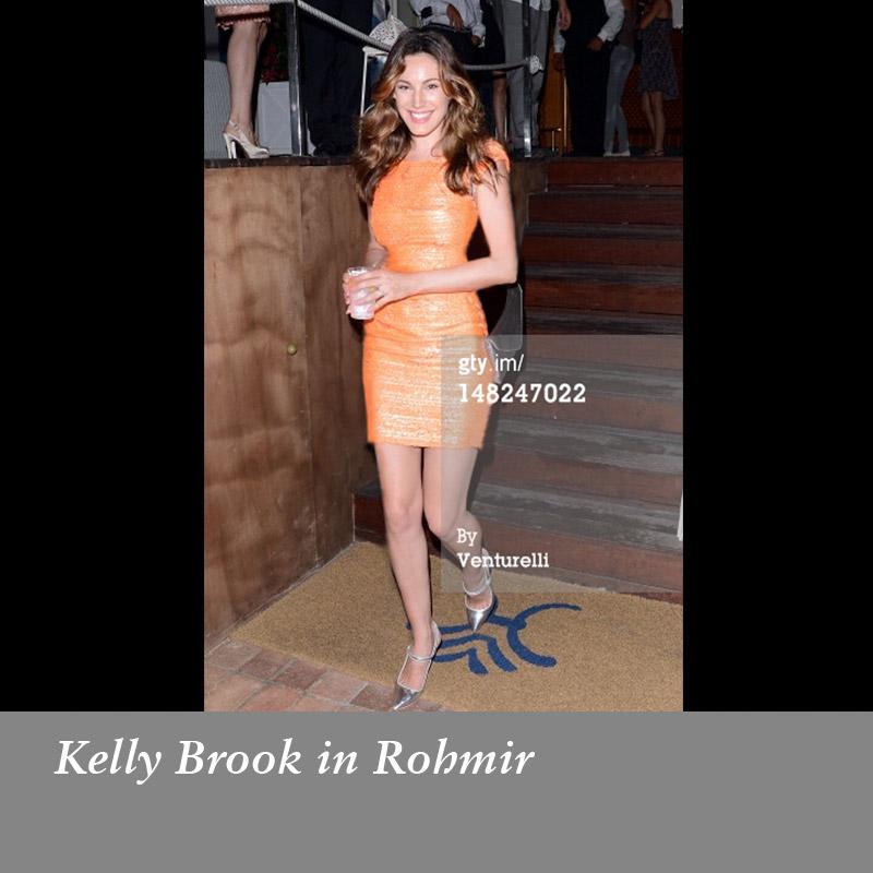 Kelly Brook in Rohmir
