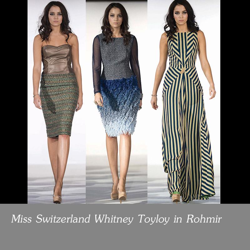 Miss-Switzerland-Whitney-Toyloy-in-Rohmir-Rohmir-AW1415-LFS-February-2014