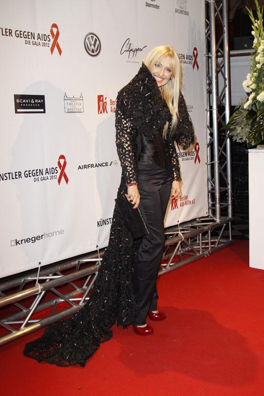 Kuenstler gegen Aids - Die Gala 2012 im Theater des Westens