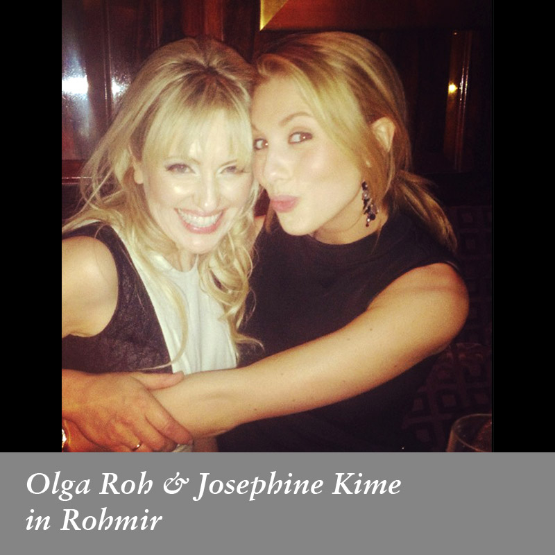 Olga-Roh-&-Josephine-Kime-in-Rohmir-SS14-London-Fashion-Show-After-Party,-September-2013
