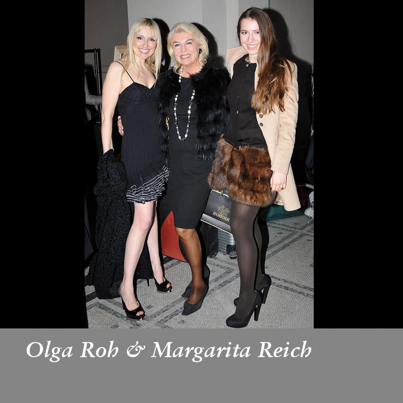 Olga Roh and Margarita Reich