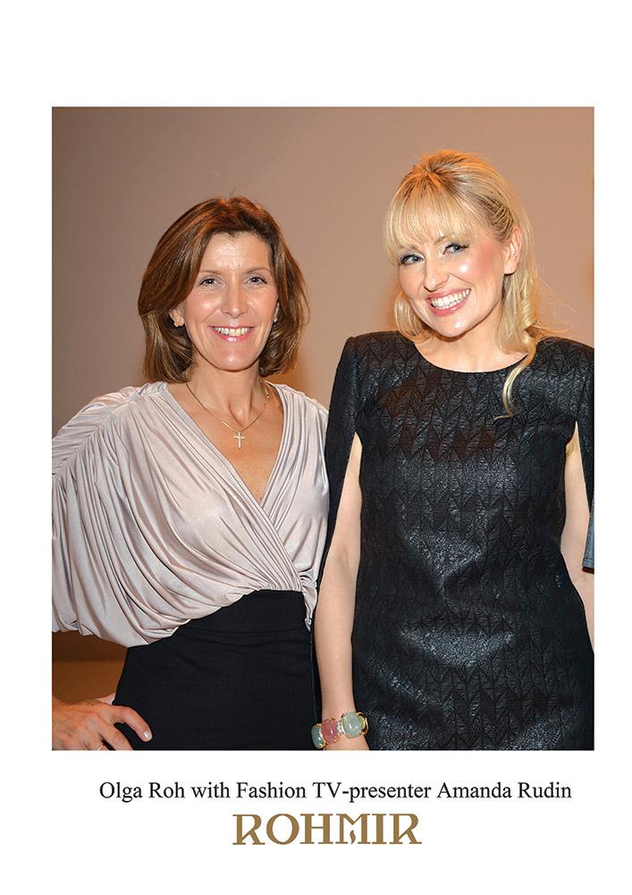 Olga-Roh-with-Fashion-TV-presenter-Amanda-Rudin-Sept-2013