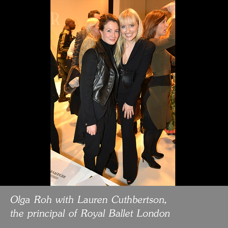 Olga-Roh-with-Lauren-Cuthbertson-the-principal-of-Royal-Ballet-London