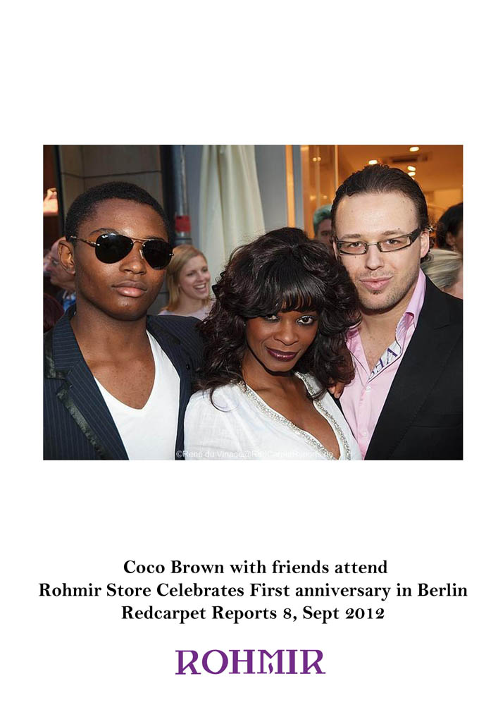 Redcarpet Reports 8, Sept 2012_Coco Brown