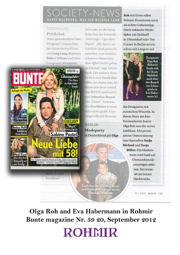 Rohmir-in-Bunte-magazine