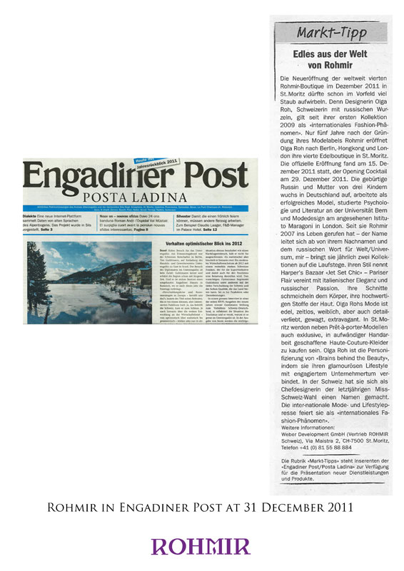 Rohmir-in-Engadiner-Post-at-31-December-2011