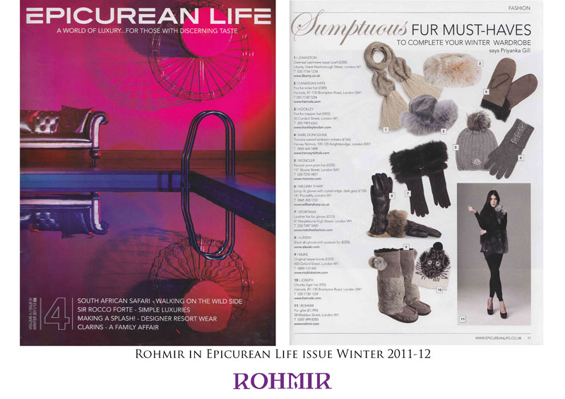 Rohmir-in-Epicurean-Life-issue-Winter-2011-12