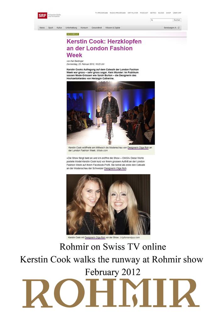 Rohmir-on-Swiss-TV-online-Kerstin-Cook-walks-the-runway-at-Rohmir-show-feb-20121