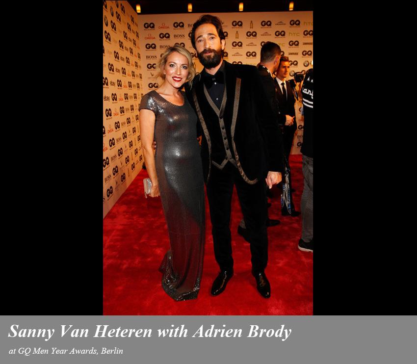 Sanny-Van-Heteren-with-Adrien-Brody