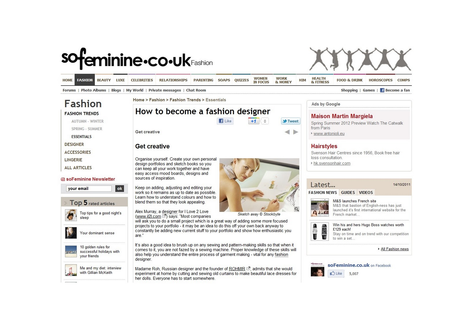 SoFeminine_co_uk 14 Oct 2011 -Rohmir