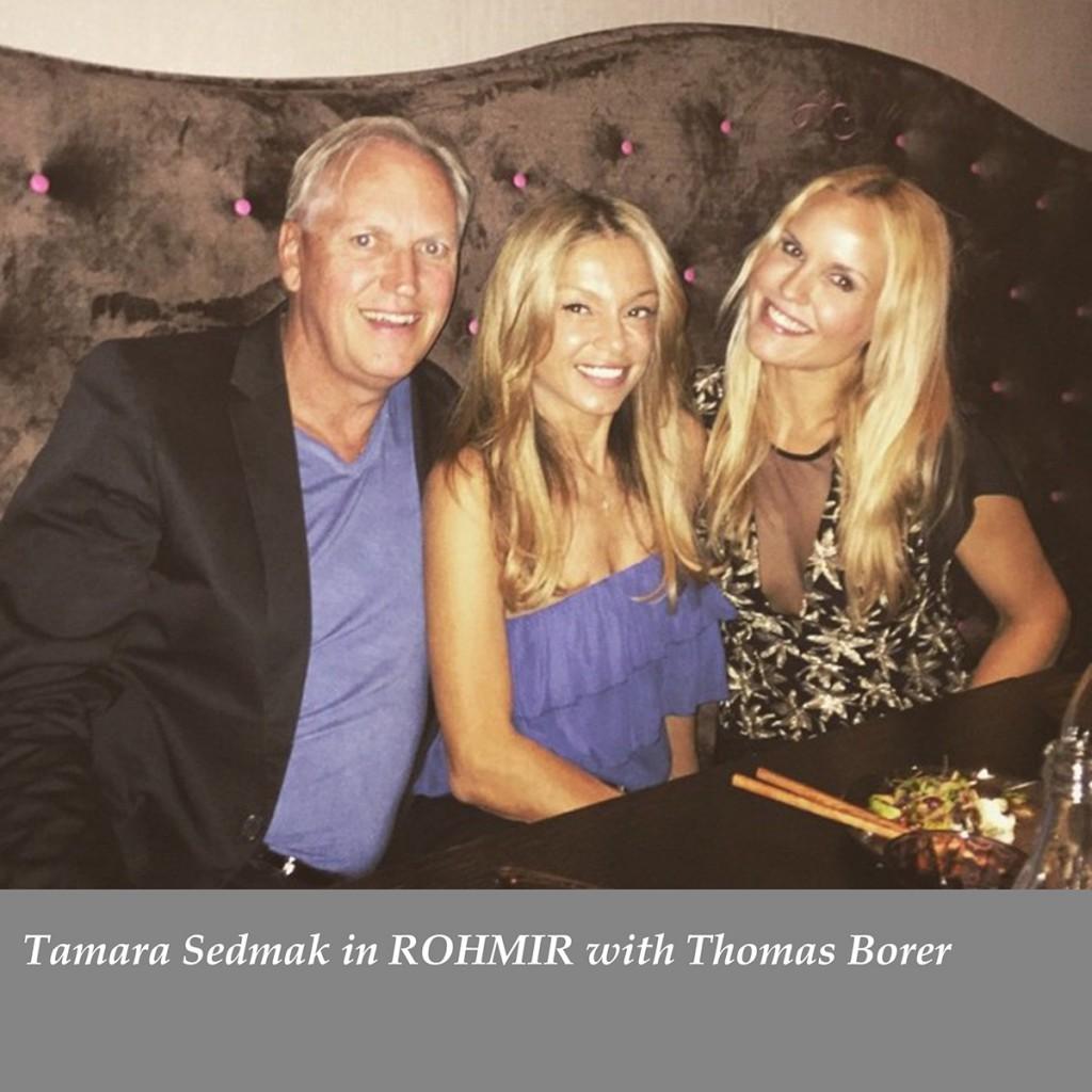 Tamara-Sedmak-in-ROHMIR-with-Thomas-Borer