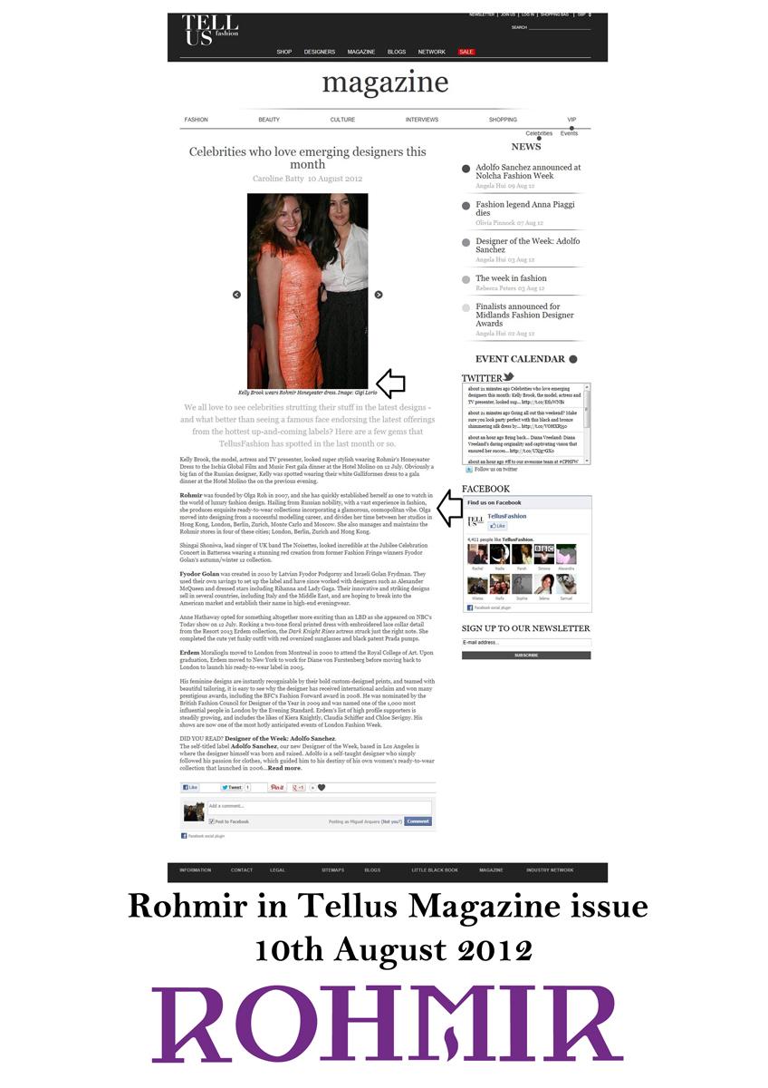 Tellus magazine