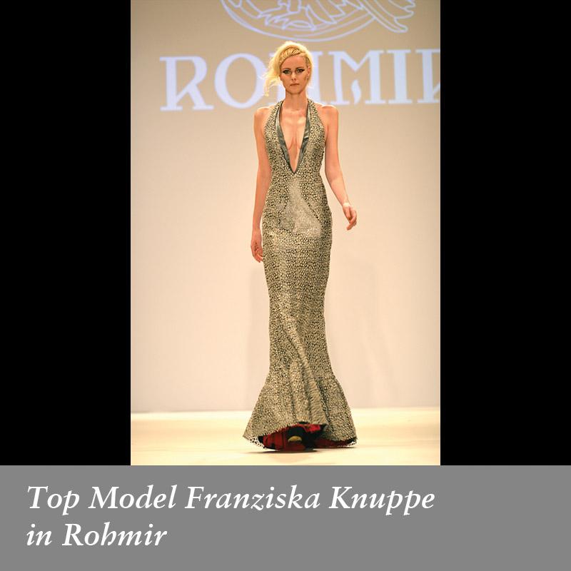 Top-Model-Franziska-Knuppe-in-Rohmir-AW1314-Fashion-Show,-Feburary-2013--3