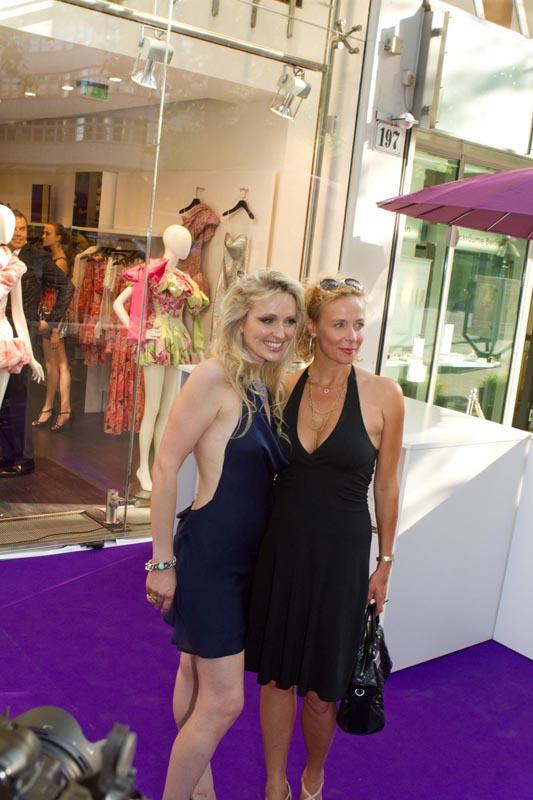 With Katja Riemann