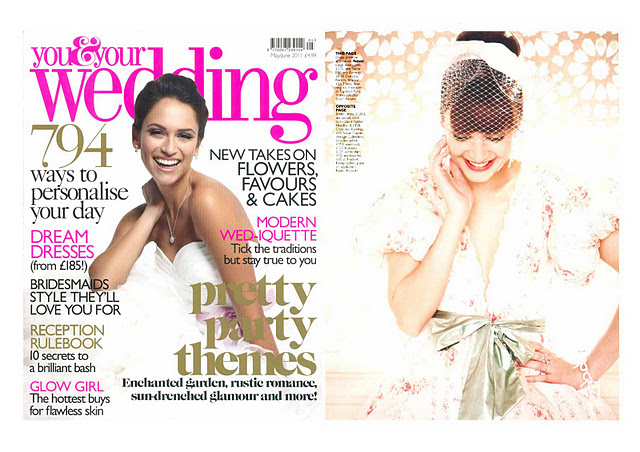 You & your wedding magazine May - Rohmiracle