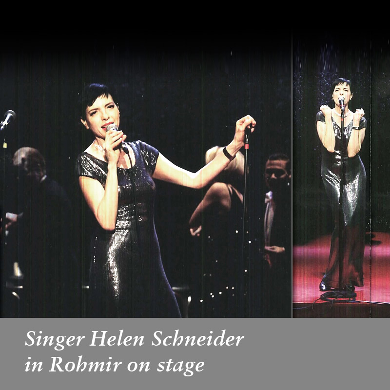 singer-Helen-Schneider-in-Rohmir-on-stage