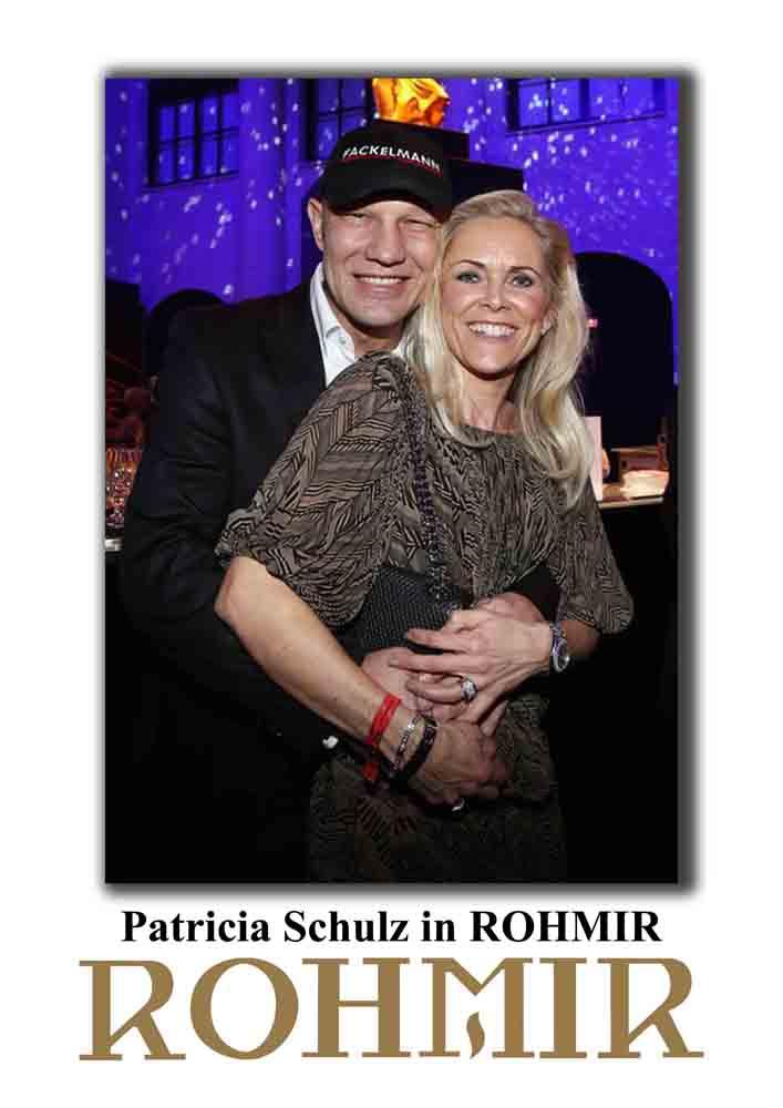 Patricia Schulz in ROHMIR_Press