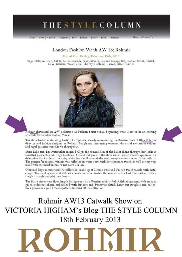 Rohmir-AW13-Catwalk-Show-on-VICTORIA-HIGHAMs-Blog-THE-STYLE-COLUMN18th-February-2013