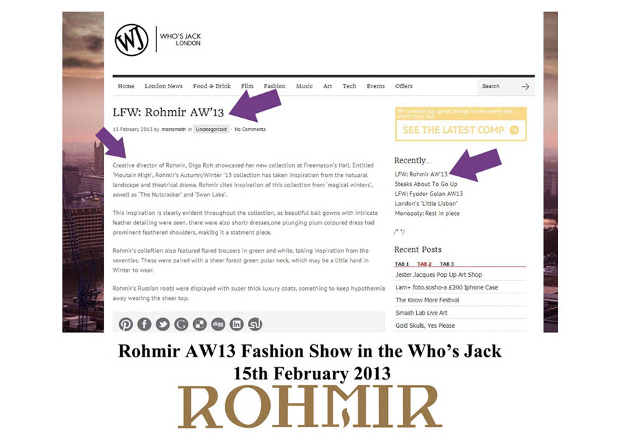 Rohmir-AW13-Fashion-Show-in-the-Whos-Jack-15th-February-2013