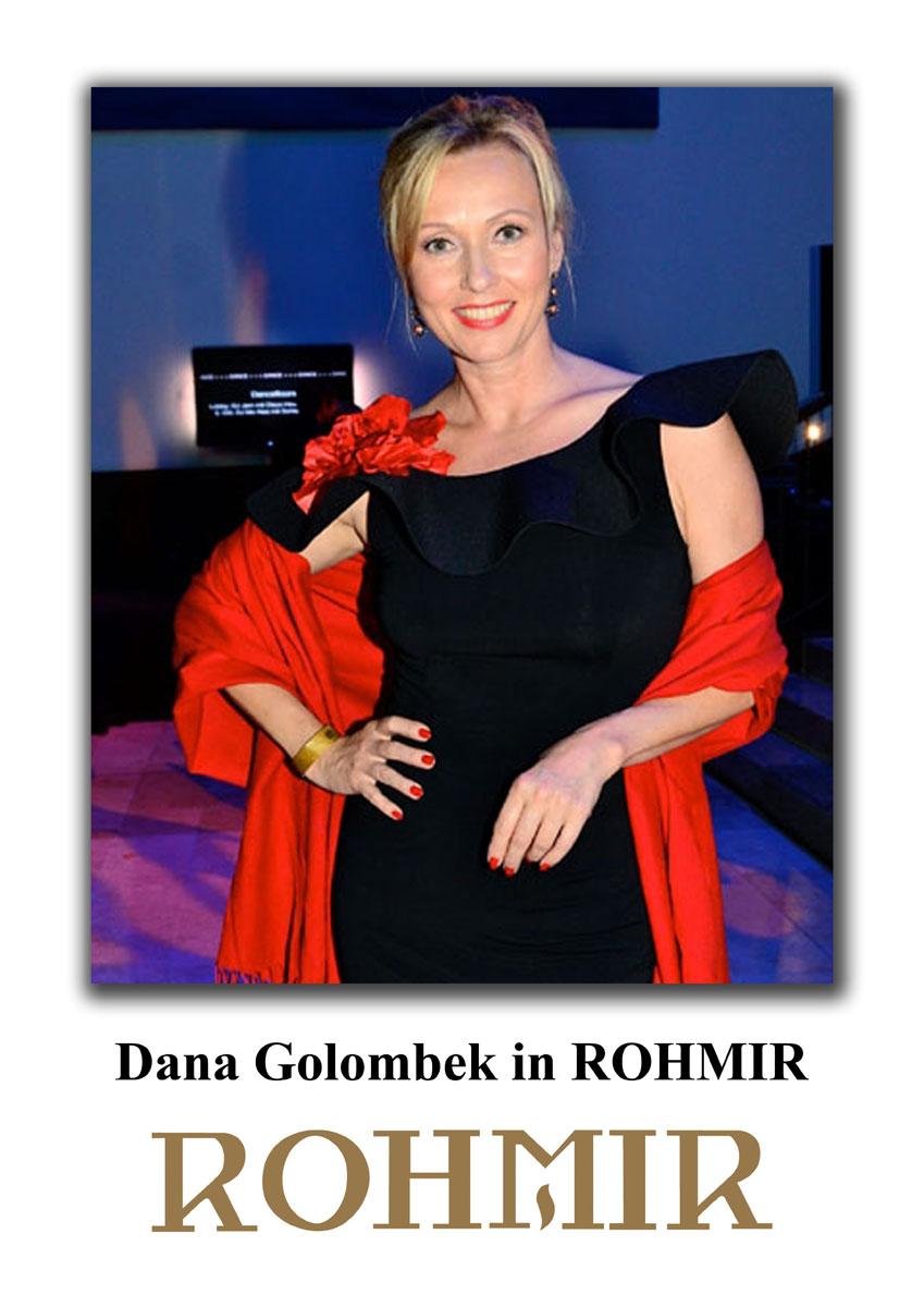 Dana Golombek in ROHMIR