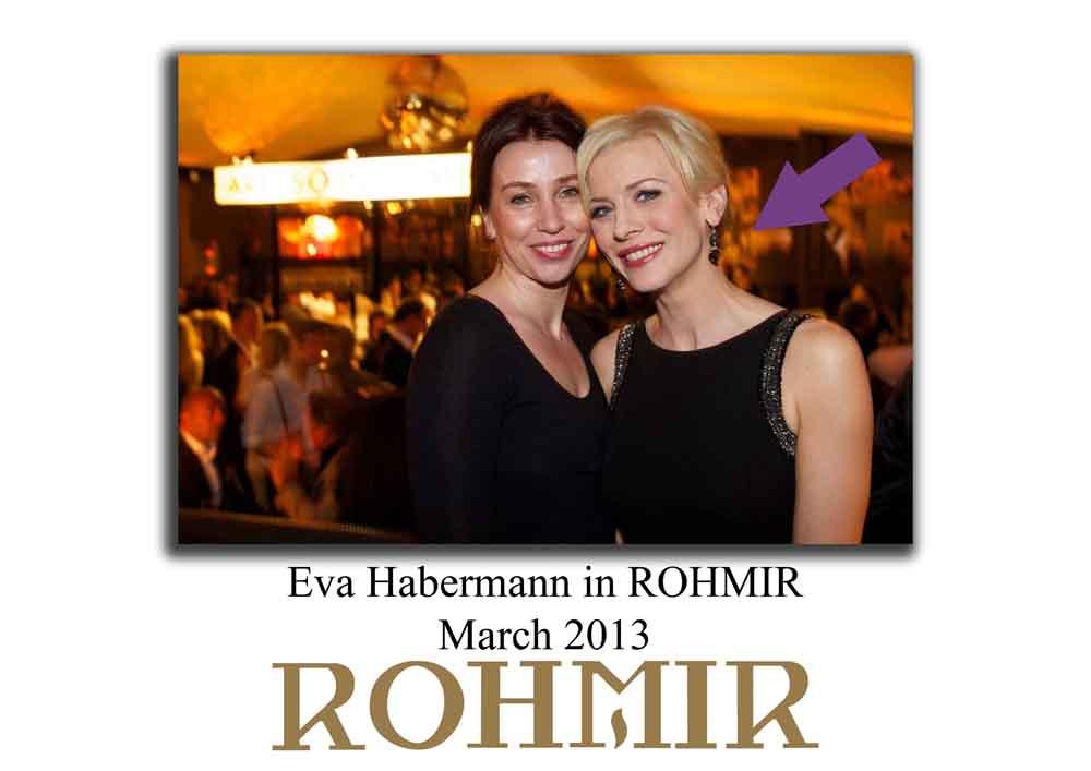 Eva Habermann in ROHMIR March 2013