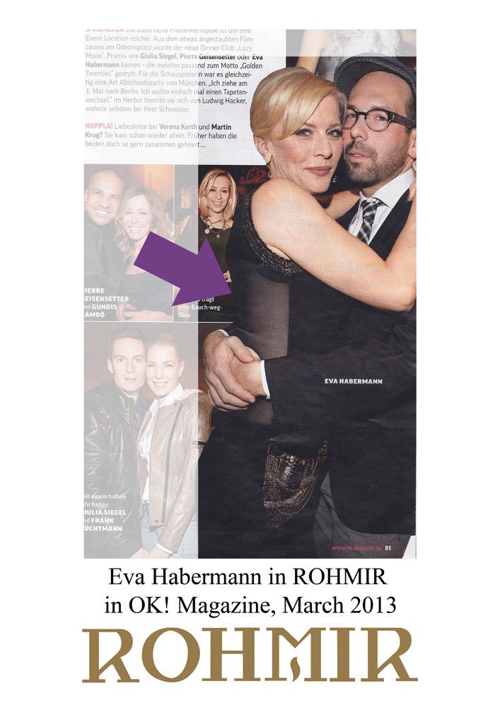 Eva-Habermann-in-ROHMIR-in-OK!-Magazine,-March-2013