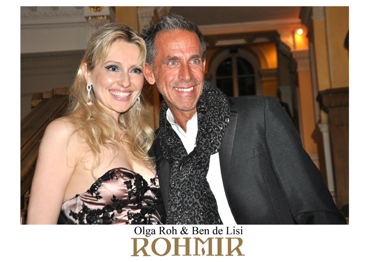 Olga Roh &  Ben de Lisi