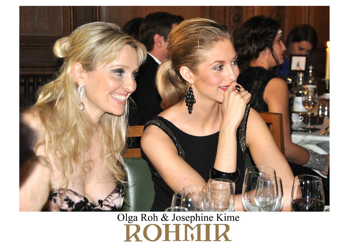 Olga Roh & Josephine Kime