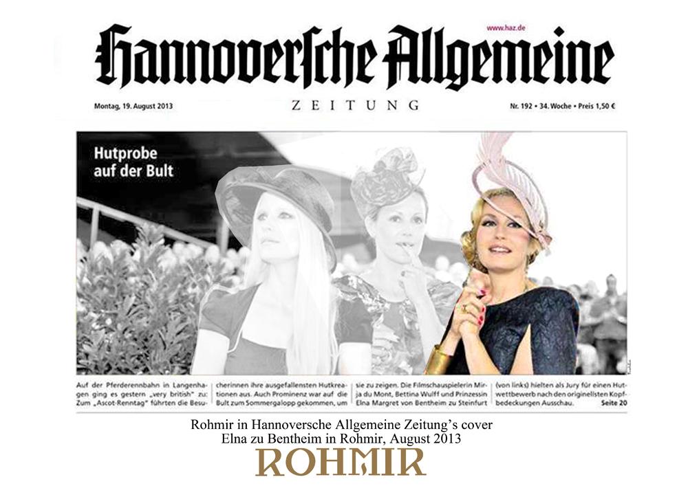 Elna-zu-Bentheim-in-Rohmir-August-2013
