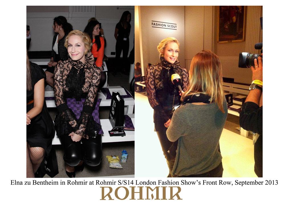Elna-zu-Bentheim-in-Rohmir-at-Rohmir-SS14-London-Fashion-Shows-Front-Row-September-2013