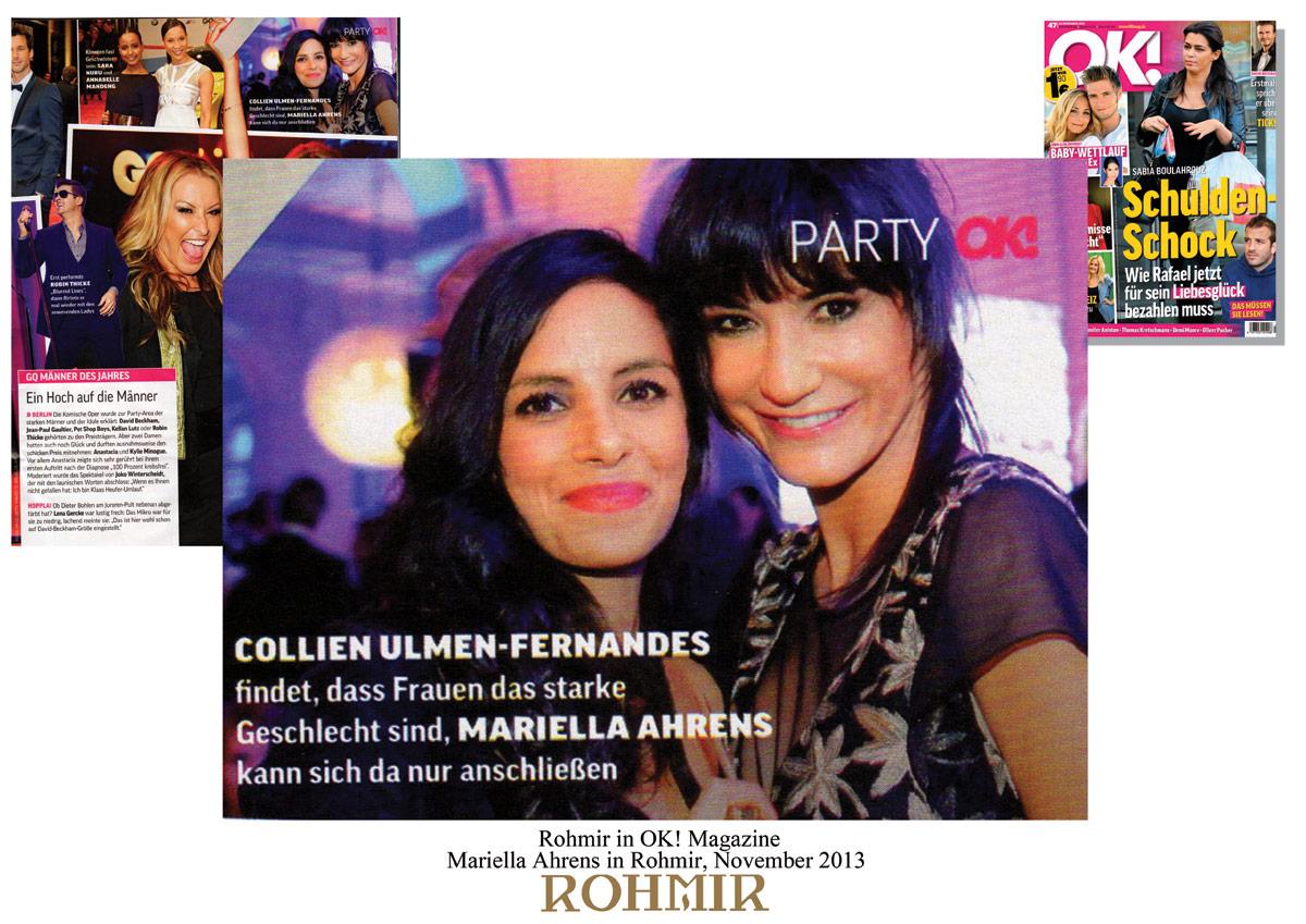Rohmir-in-OK!-Magazine,-Mariella-Ahrens-in-Rohmir,-Nov-2013