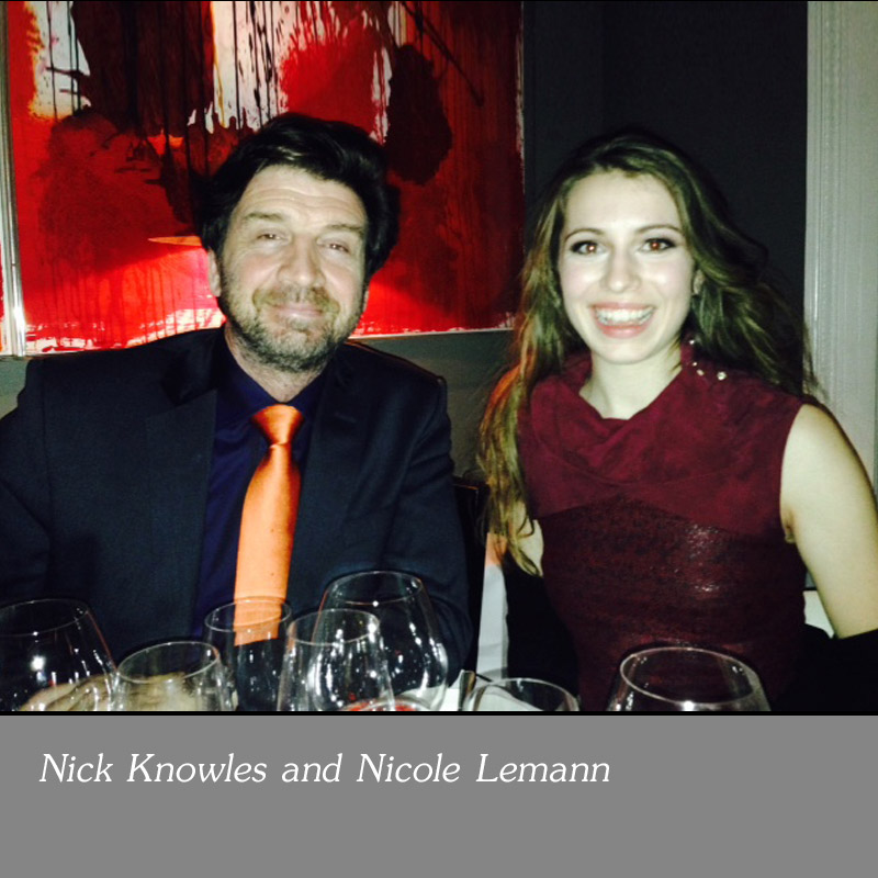 Nick-Knowles-and-Nicole-Lemann