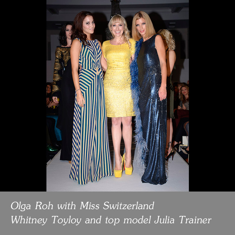 Olga-Roh-with-Miss-Switzerland-Whitney-Toyloy-and-top-model-Julia-Trainer