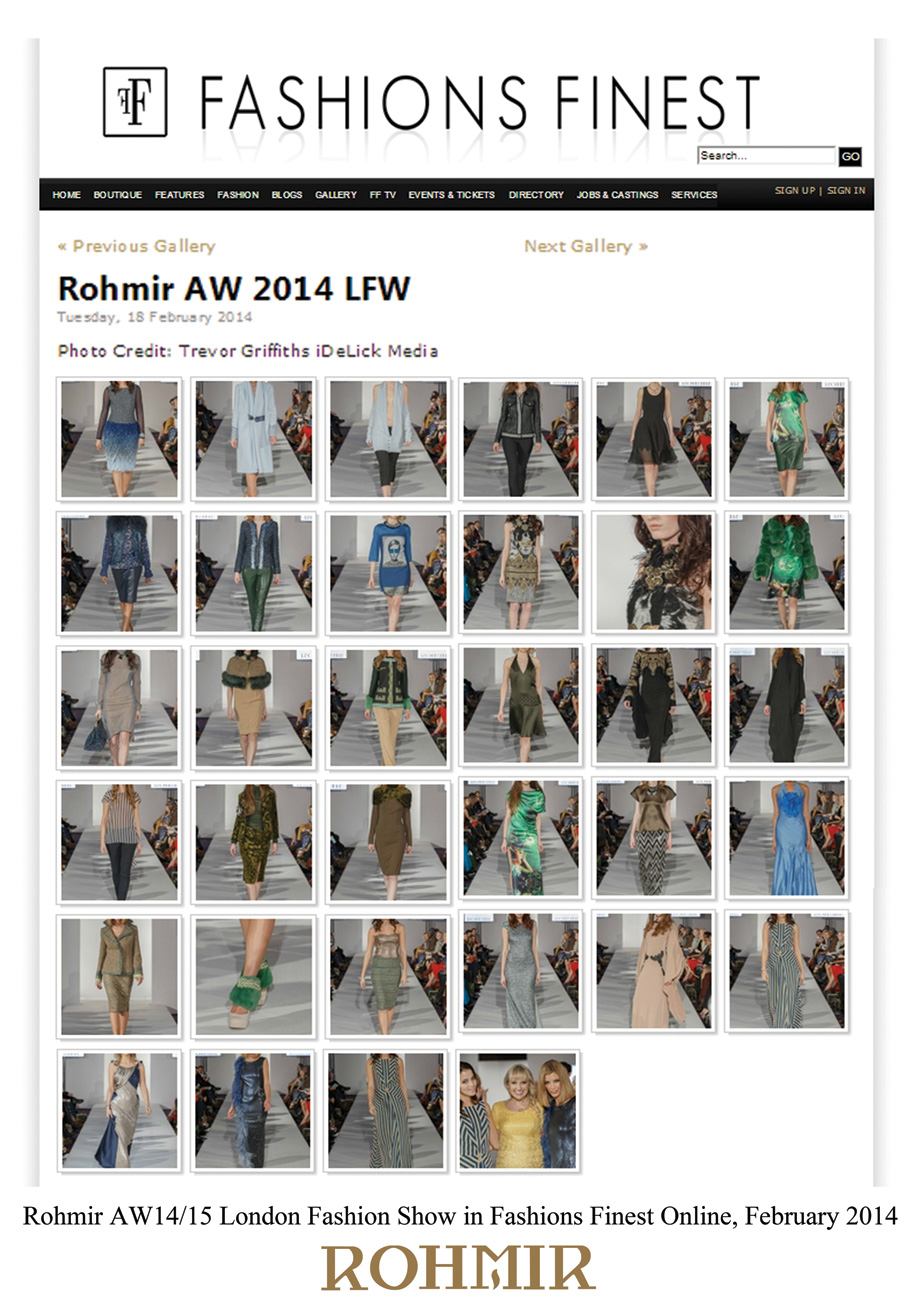 Rohmir-AW1415-London-Fashion-Show-in-Fashions-Finest-Online-February-2014