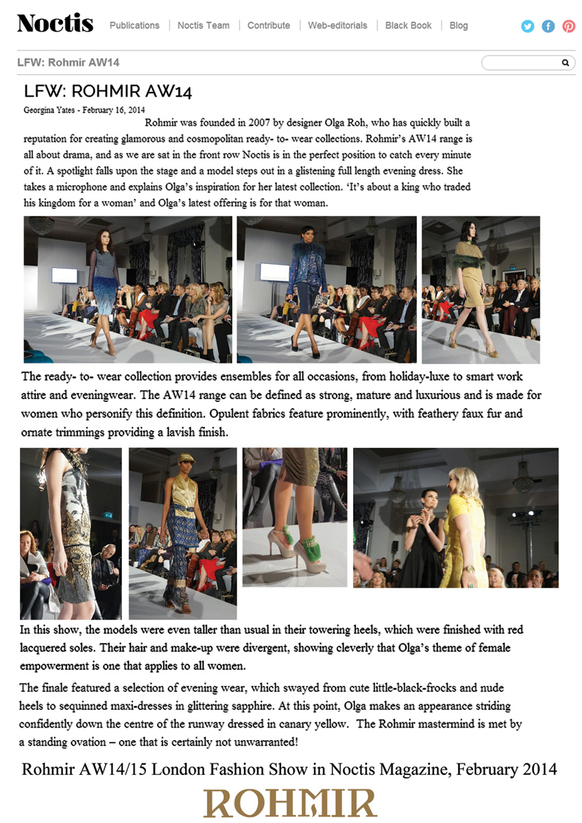 Rohmir-AW1415-London-Fashion-Show-in-Noctis-Magazine-February-2014