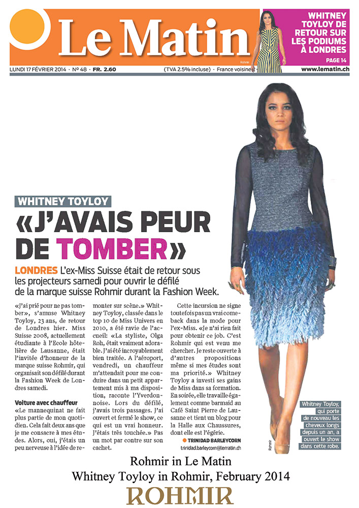 Rohmir-in-Le-Matin-whitney-toyloy-in-rohmir-feb2014