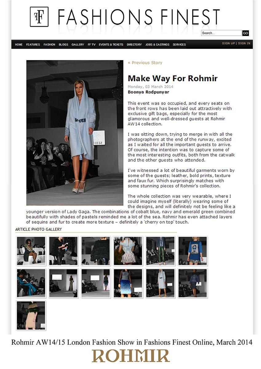 Rohmir-AW1415-London-Fashion-Show-in-Fashions-Finest-Online-march-2014
