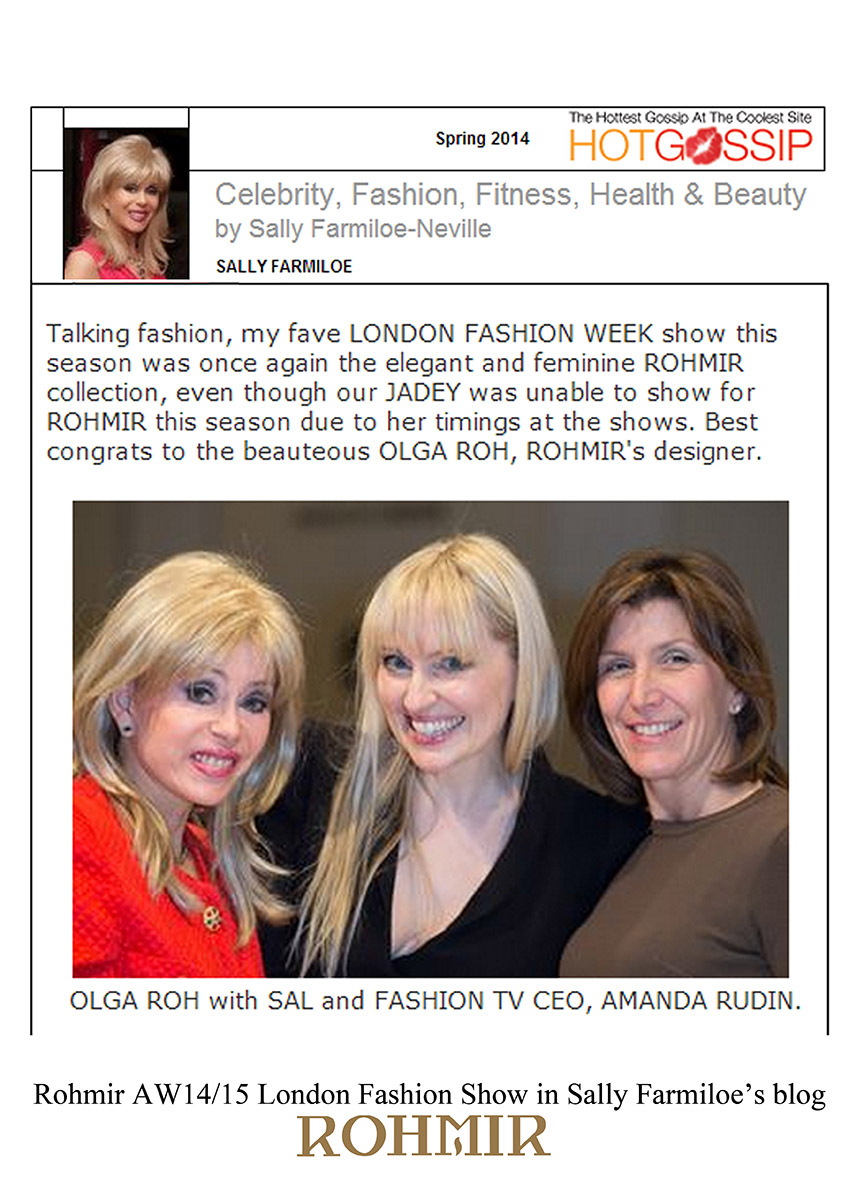 Rohmir-AW1415-London-Fashion-Show-in-Sally-Farmiloes-blog