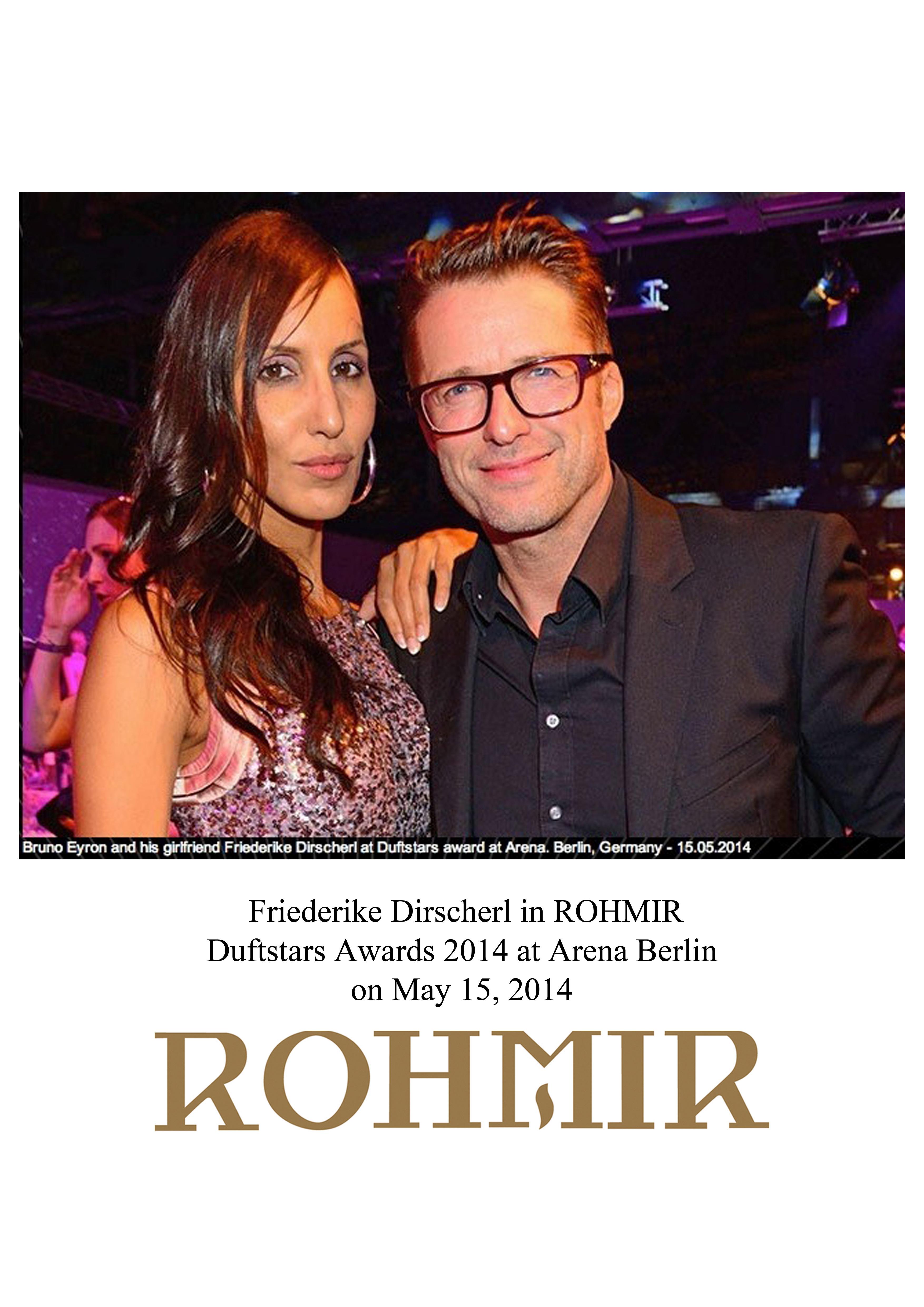 Friederike-Dirscherl-in-ROHMIR-Duftstars-Awards-2014-at-arena-Berlin